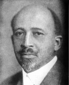 the life of william edward burghardt du bois a black leader