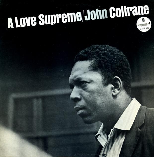 John Coltrane - A Love Supreme LP