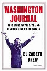 Book Cover with photo of Nixon doing peace signs