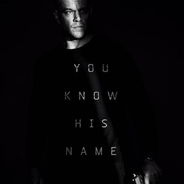 You Know His Name with photo of Matt Damon