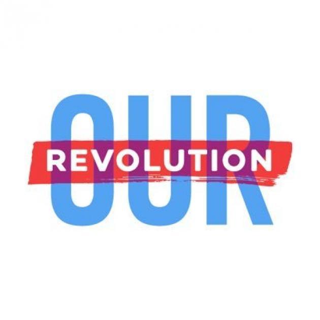 Our revolution logo