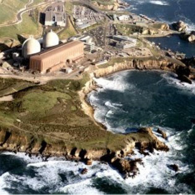 Shoreline and nuke