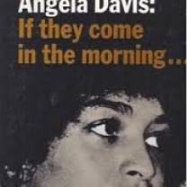 Cover of Angela Davis book