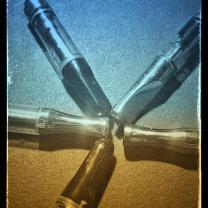 E-cigarettes in a circle
