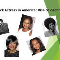Photos of black actresses