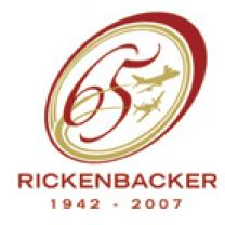 Rickenbacker airport logo
