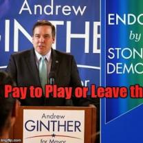 Andrew Ginther and Stonewall Democrats