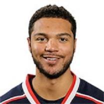 Seth Jones a black hockey player