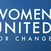 Women United for Change logo