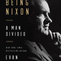 Book cover - Nixon's face