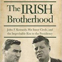 The Irish Brotherhood book with photo of Kennedy brothers