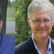 David Swanson and Pat Elder