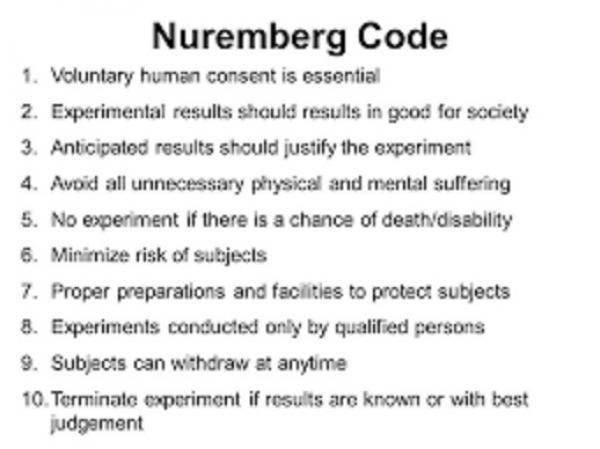 One Main Financial Com >> Nuremberg Code Violations by Big Pharma | Freepress.org