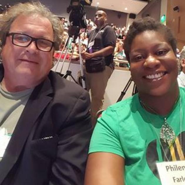 Bob Fitrakis and Philena Farley